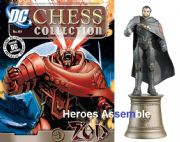DC Chess Figurine Collection #63 General Zod Justice League Eaglemoss